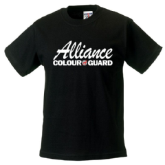 Alliance Colourguard Child's T-Shirt